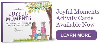 Joyful Moments Activity Cards